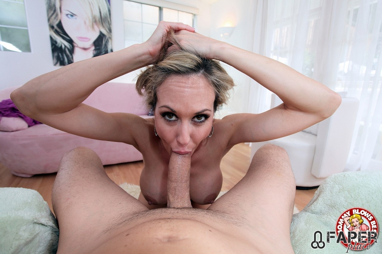 Brandi love blowjob